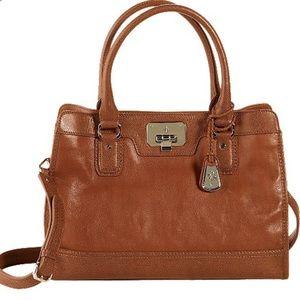 Cole Haan vintage Valise tote bag 👜 Authentic